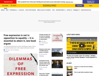 news.nationalpost.com screenshot