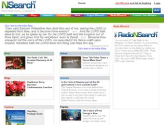 news.nsearch.com screenshot