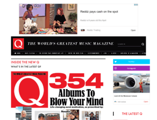 news.q4music.com screenshot