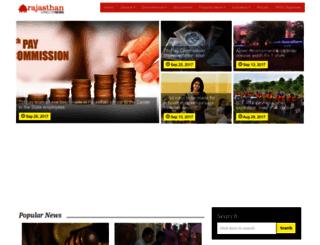 news.rajasthandirect.com screenshot