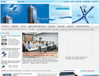 news.sonadezi.com.vn screenshot
