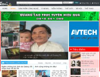 news.tech24.vn screenshot
