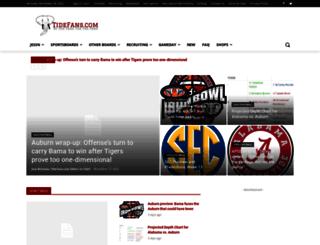 news.tidefans.com screenshot