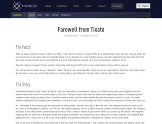 news.tixato.com screenshot