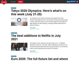 news.tvguide.co.uk screenshot
