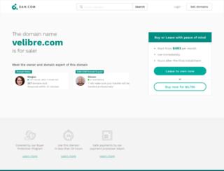 news.velibre.com screenshot