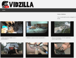 news.vidzilla.info screenshot