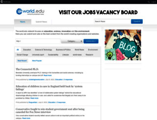 news.world.edu screenshot