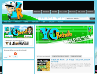 news.yorehab.com screenshot