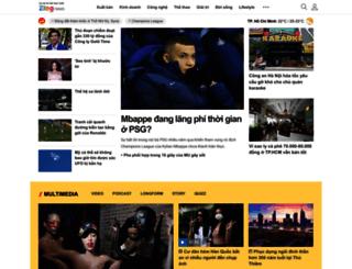 news.zing.vn screenshot