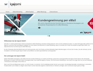 news2.mywebticker.de screenshot