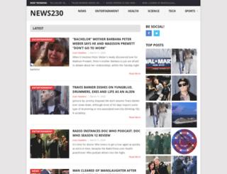news230.com screenshot
