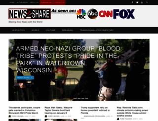 news2share.com screenshot