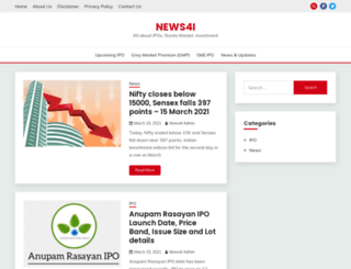 news4i.com screenshot