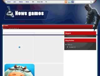 news5games.com screenshot