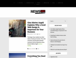news92fm.com screenshot