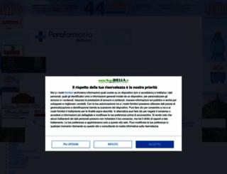 newsbiella.it screenshot
