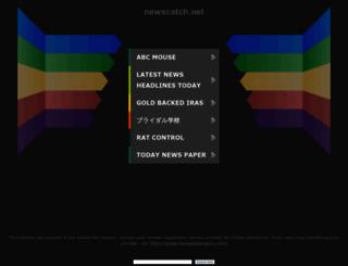 newscatch.net screenshot