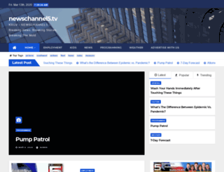 newschannel5.tv screenshot