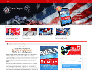 newscorpse.com screenshot