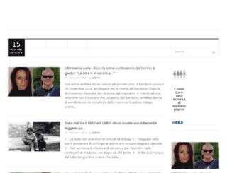 newsdalmondo.eu screenshot