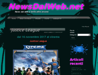 newsdalweb.net screenshot