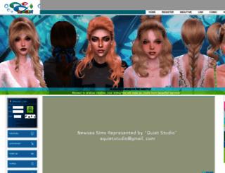 newseasims.com screenshot