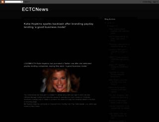 newsectc.blogspot.co.uk screenshot