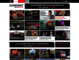 newser.com screenshot