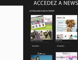 newsfolia.fr screenshot