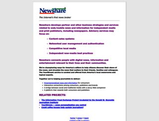newshare.com screenshot