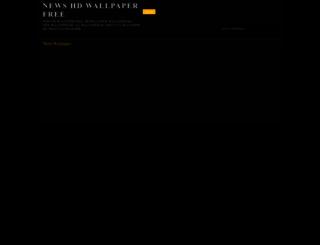 newshdwallpaper.blogspot.com screenshot