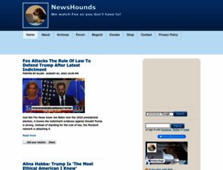 newshounds.us screenshot