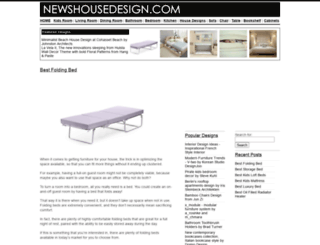 newshousedesign.com screenshot