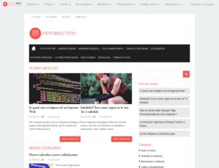 newsinaction.it screenshot
