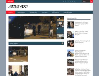 newsinfo22.blogspot.com screenshot