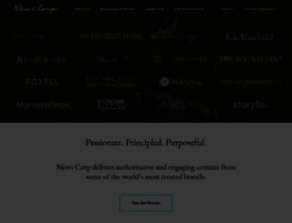 newsiq.net screenshot