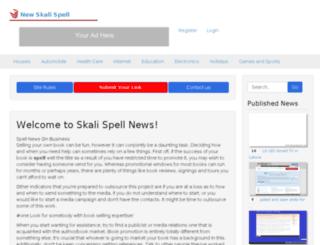 newskalispell.com screenshot