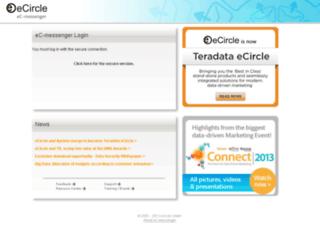 newsletter.espacechic.fr screenshot