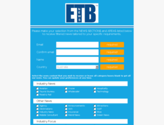 newsletter.etbnews.com screenshot