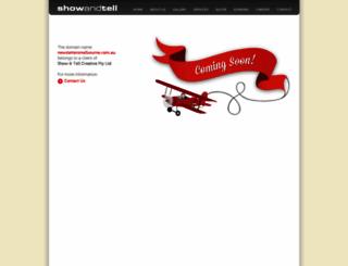 newslettersmelbourne.com.au screenshot