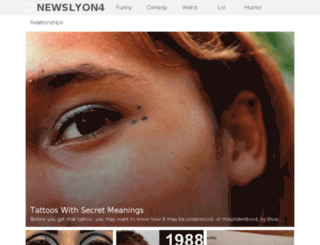 newslyon4.com screenshot