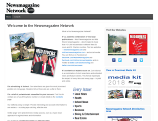 newsmagazinenetwork.com screenshot