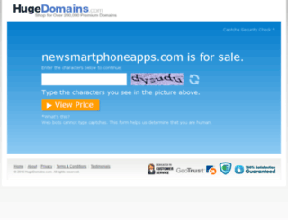 newsmartphoneapps.com screenshot