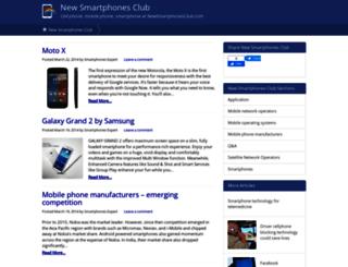 newsmartphonesclub.com screenshot