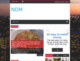 newsmetrodaily.com screenshot
