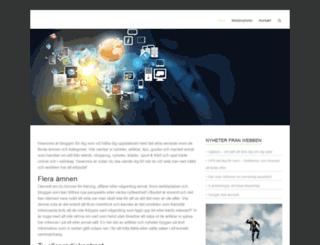 newsmix.se screenshot