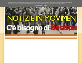 newsmovimentoo.blogspot.it screenshot