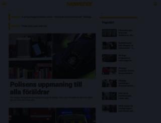 newsner.se screenshot