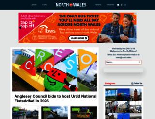 newsnorthwales.co.uk screenshot